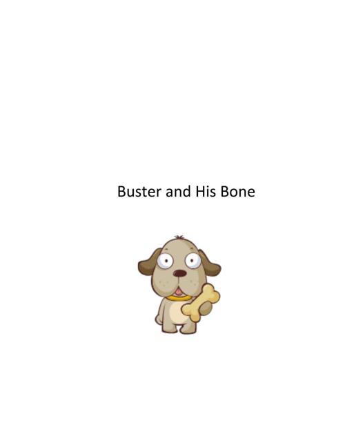 BusterandhisBone
