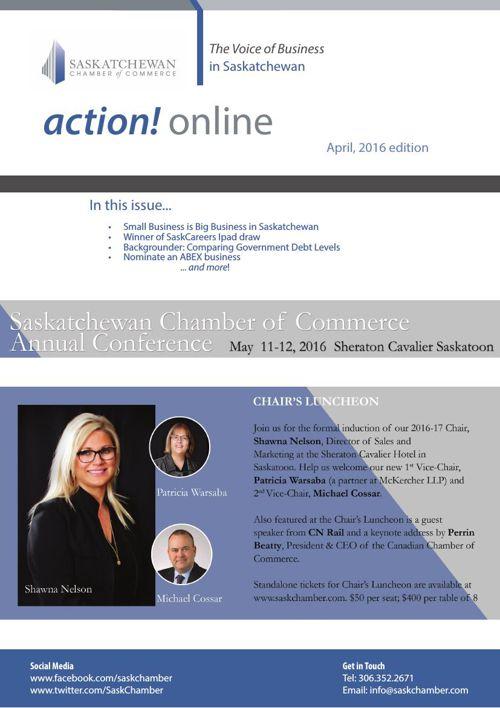 action! online April 2016