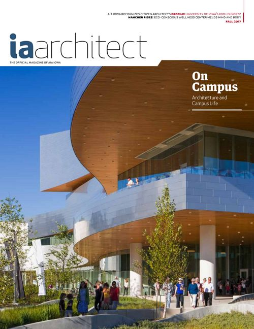 Iowa Architect Fall 2017