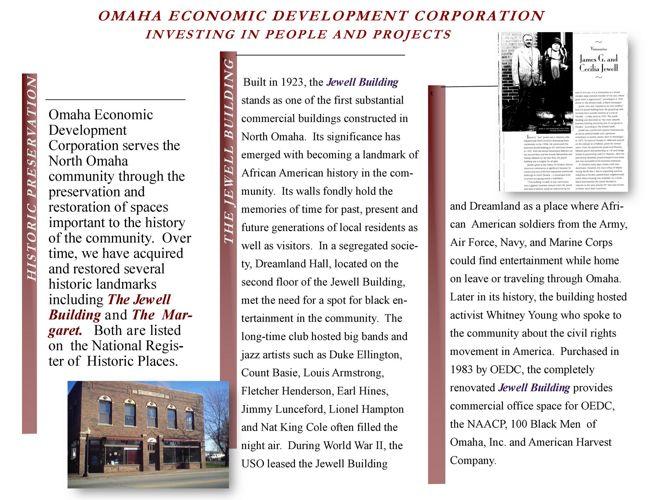 OEDC Historic Preservation