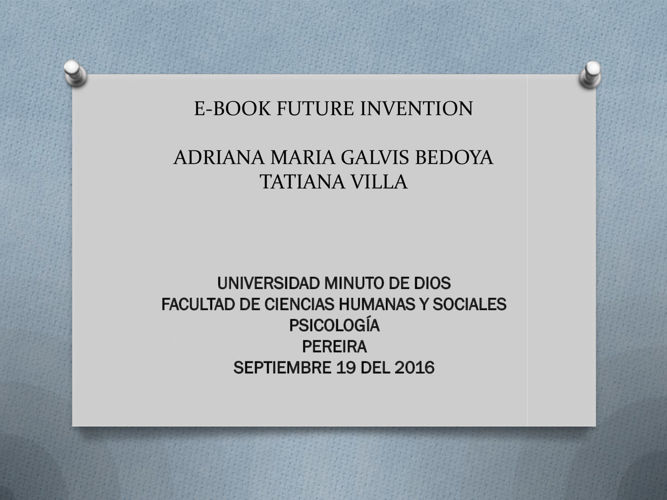 E-BOOK FUTURE INVENTION 1