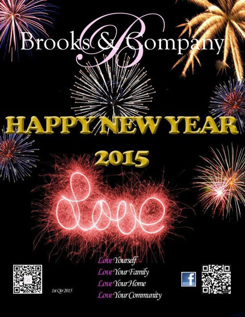 Brooks and Company 1st Qtr 2015