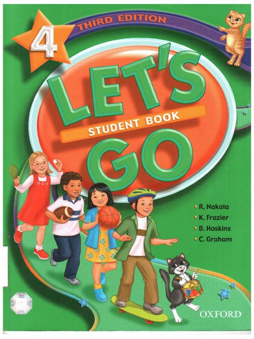 Oxford - Let_s Go 4 Student_s Book 3rd Edition