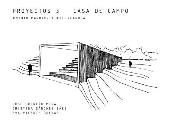 PROYECTOS · CASA DE CAMPO