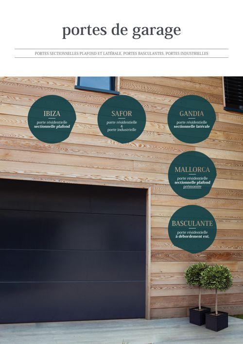Catalogue pro portes de garage MAGUISA