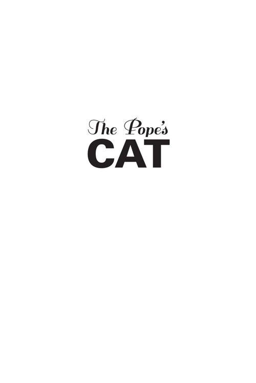 The Pope's Cat - excerpt