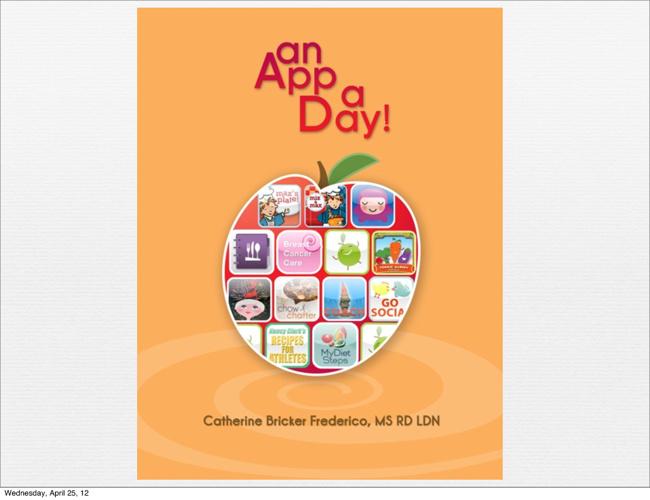 An App A Day
