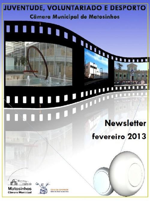 Newsletter fevereiro 2013