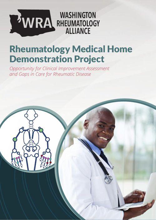 Rheumatology Medical Home Demonstration