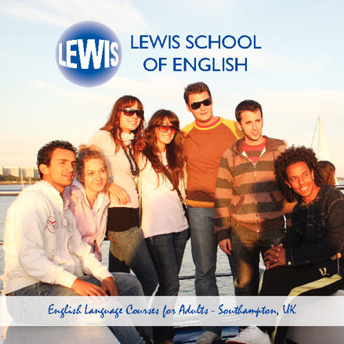 Lewis School of English - Adult School Brochure