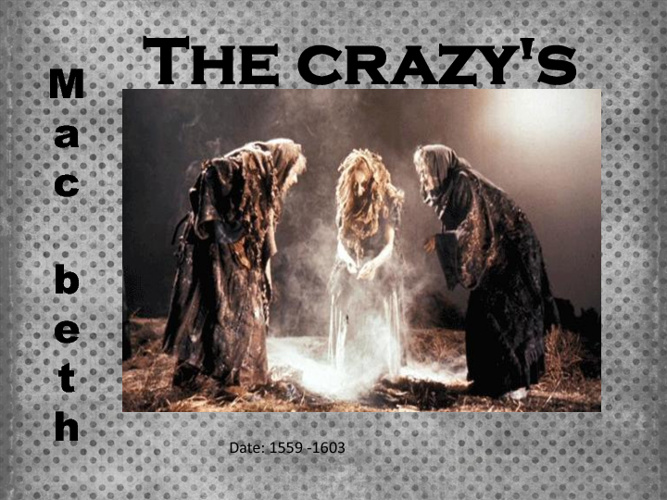the crazys