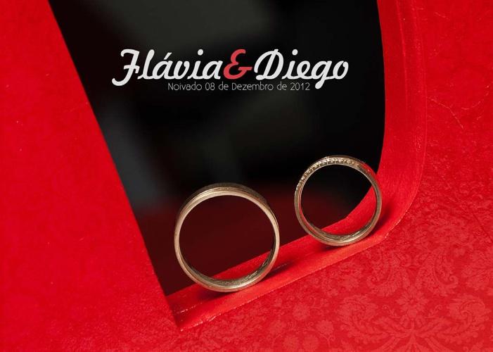 Flávia & Diego - Noivado