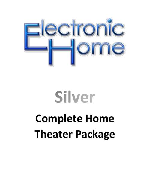 EH Silver Theater Package