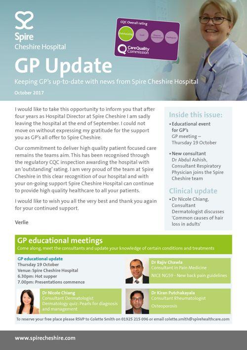 8357 CH - GP Newsletter