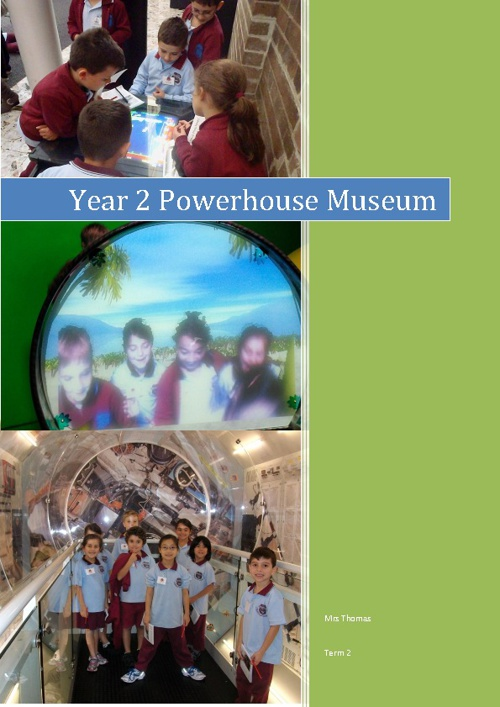 Year 2 Powerhouse  Museum