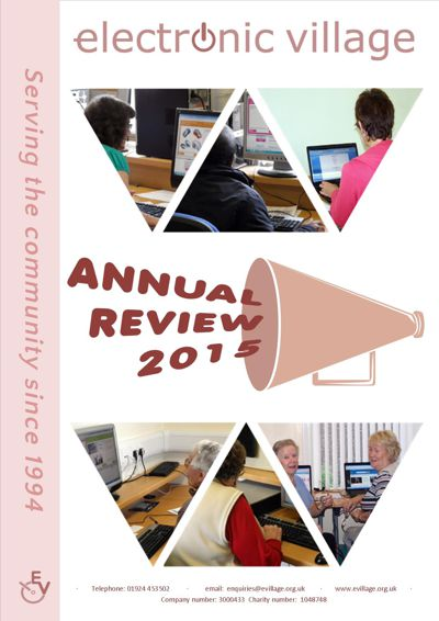 Electronic Village Annual Report 2015