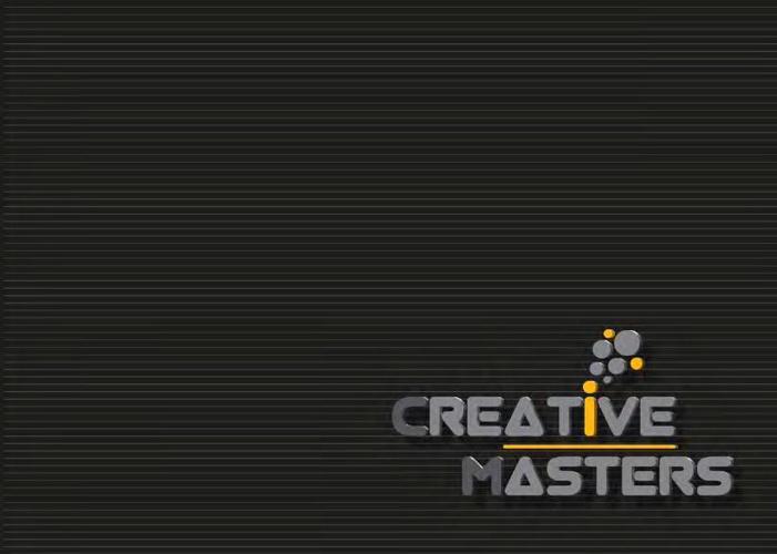 Creative Masters Company Profile