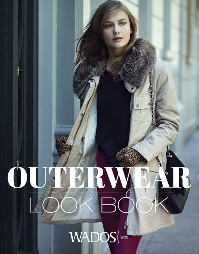 LOOK BOOK OUTERWEAR