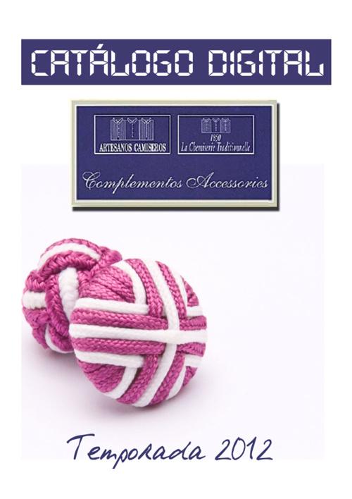 Catálogo 2012 - Artesanos Camiseros