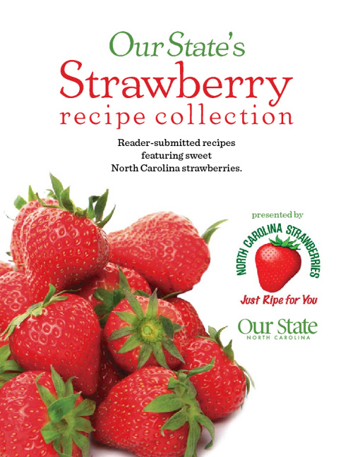 Our State's Strawberry Recipe Collection