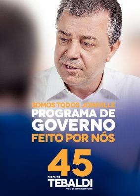 Programa de Governo SOMOS TODOS JOINVILLE