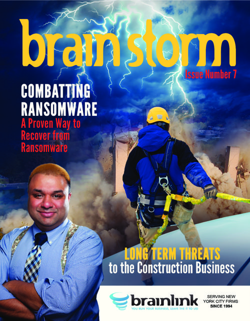 Brainstorm - NYC IT Consulting Company's Online Magazine