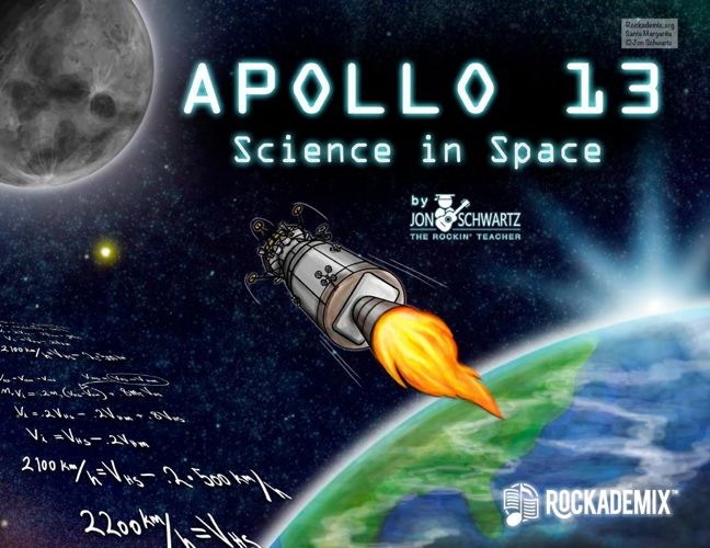 Apollo 13 Picture Book Santa Margarita 2.2.16