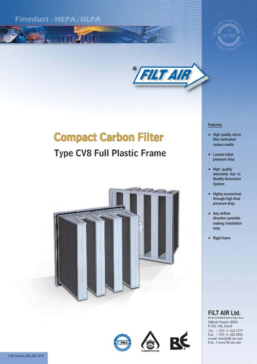 FiltAir Catalogue