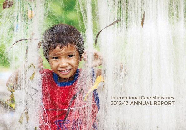 2012 ICM Annual Report