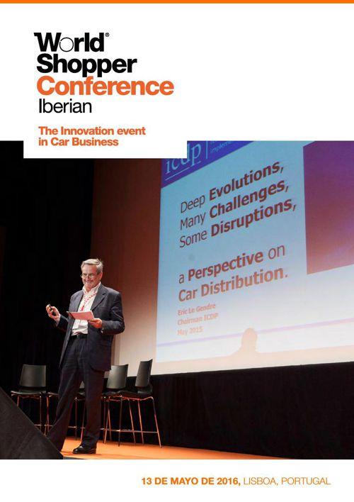 Apresentação World Shopper Conference Ibérica 2016 - Español