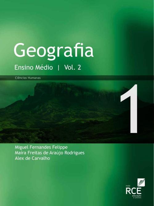 VOL.2 - ENSINO MÉDIO - GEOGRAFIA / HISTÓRIA