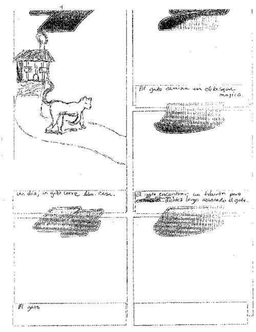 El libro de cuentos - español 1