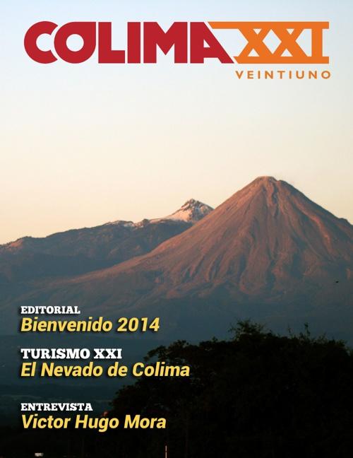 Revista Colima XXI Enero