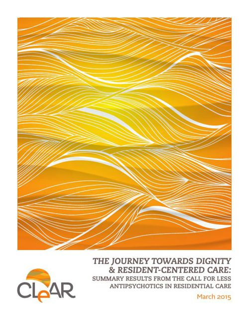 The Journey Towards Dignity & Resident-Centered Care