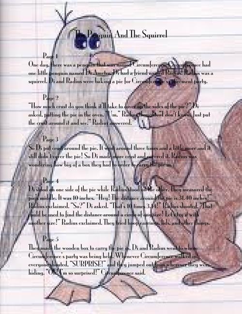 Penguin&&Squirell
