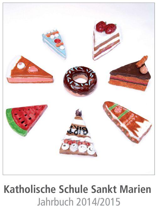 Katholische Schule Sankt Marien, Berlin Jahrbuch 2014/15