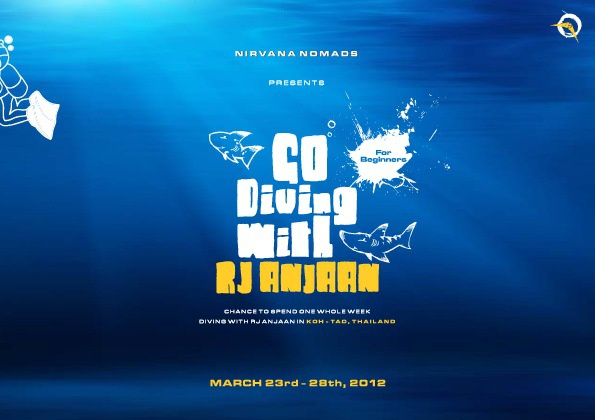 Go Diving !
