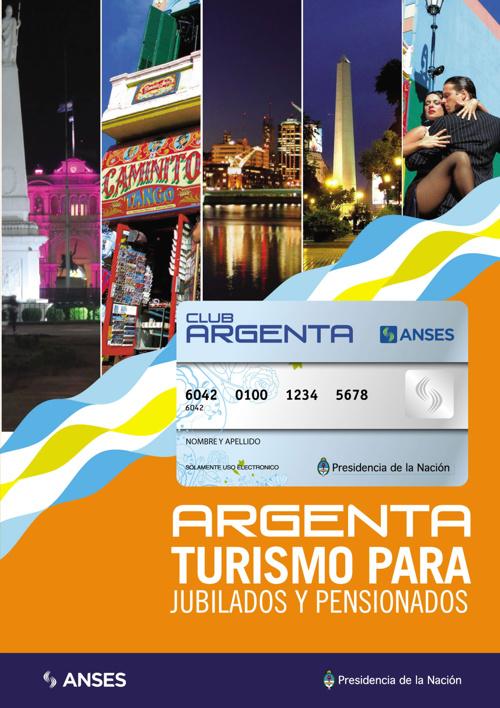 Argenta: turismo para jubilados y pensionados desde todo el país