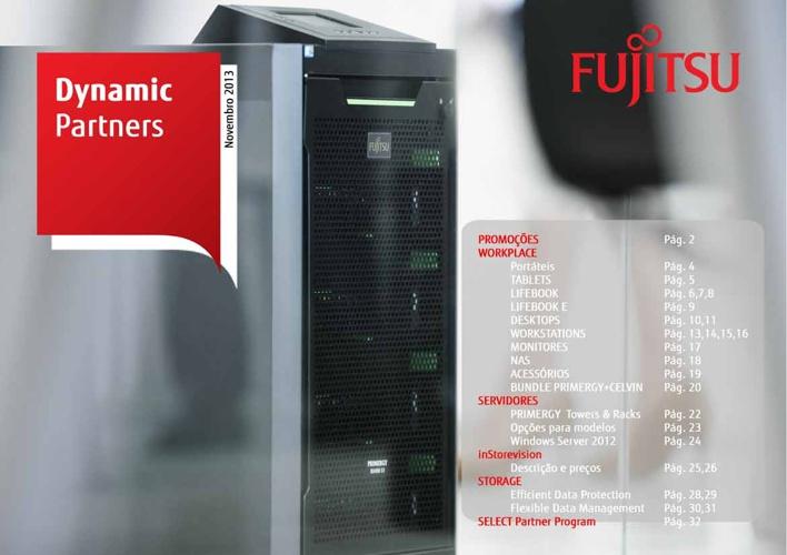Informática - Fujitsu - Dados Paralelos