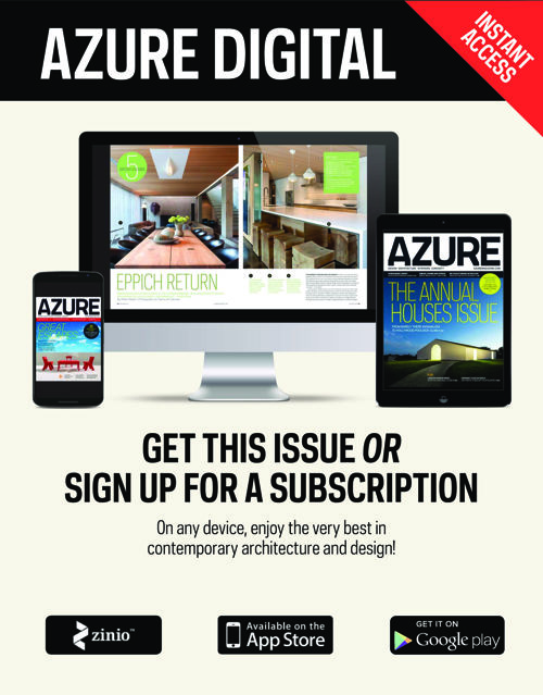 AZURE July/August 2016