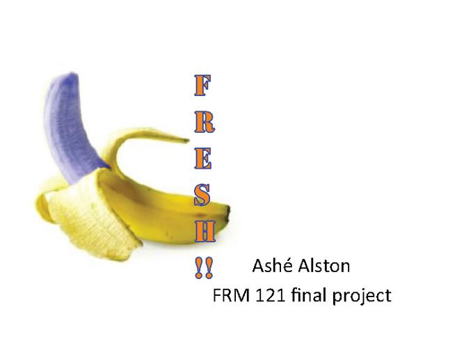 Ashé Alston Final