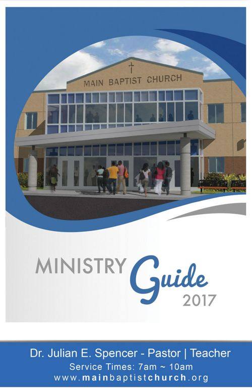 Ministry Guide 2017