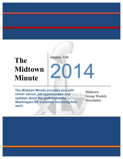 The Midtown Minute (19th Edition)