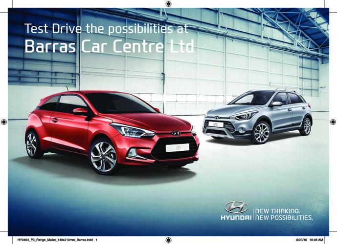 Hyundai P3 Barras