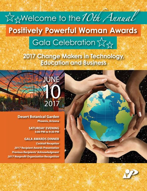 10th Anniversary Poisitively Powerful Woman Awards