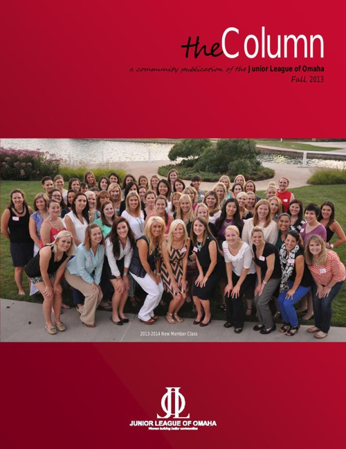 the Column - 2013 Fall Edition