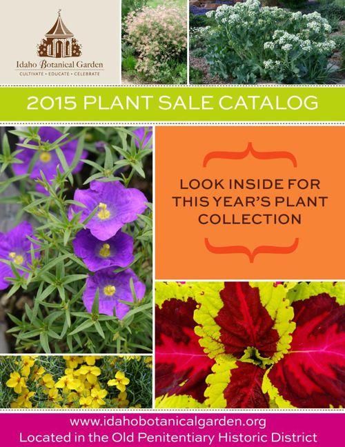 2015 Plant Sale