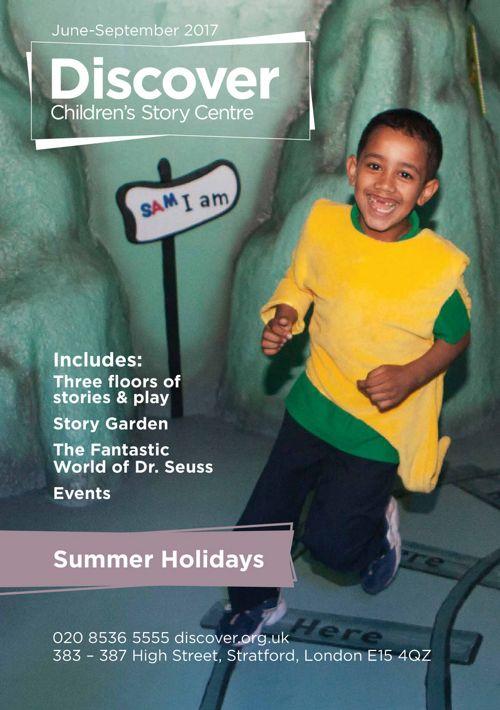 Discover Summer Programme 2017