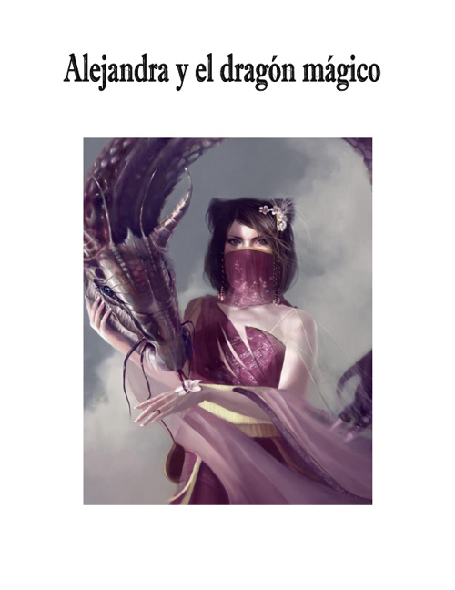 Alejandra y el dragon magico