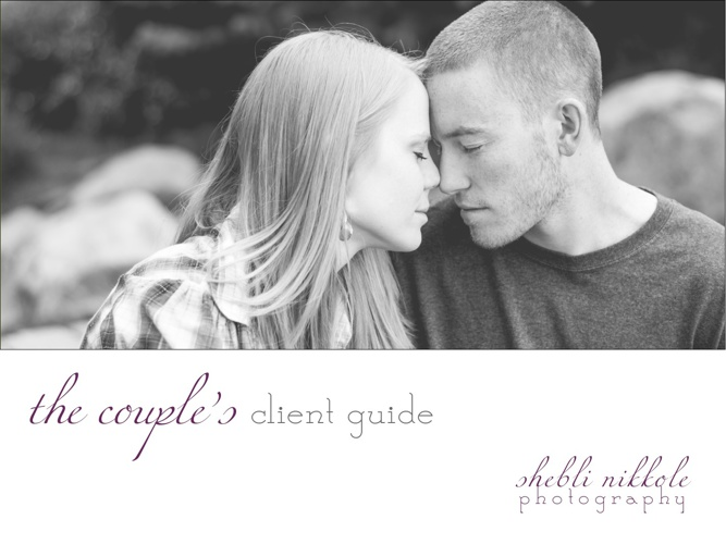 the couple's session guide